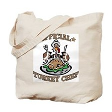 OFFICIAL TURKEY CHEF Tote Bag