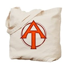 Look Sharp AT Logo Tote Bag