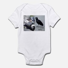 I'm Outta Here Infant Bodysuit
