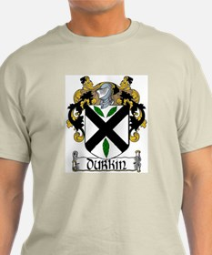Durkin Coat of Arms T-Shirt