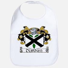 Durkin Coat of Arms Bib