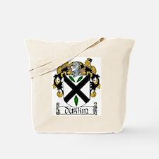 Durkin Coat of Arms Tote Bag