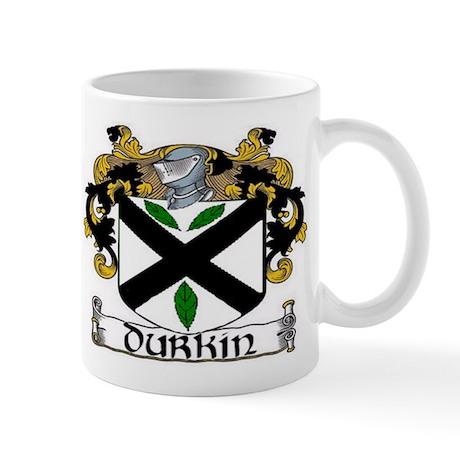 Durkin Coat of Arms Mug