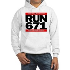 RUN 671 GUAM Hoodie