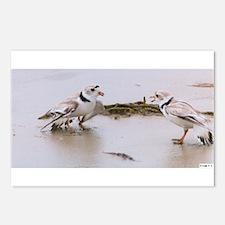 Funny Endangered species Postcards (Package of 8)