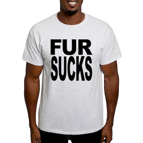 Fur Sucks Light T-Shirt