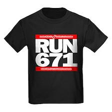 RUN 671 GUAM T