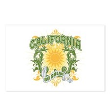 Go Solar California Postcards (Package of 8)