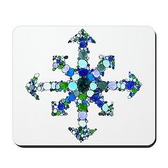 Eight-fold Path Color 1 Mousepad