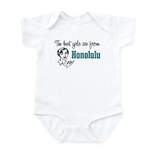 Best Girls Honolulu Infant Creeper