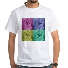 Shih Tzu Pop Art Missy Shirt