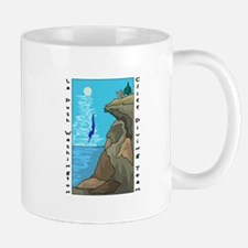 Cliff Diving Team Mug
