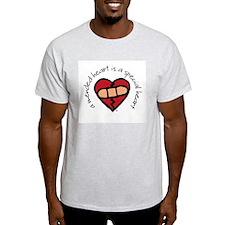 """""""CHD..."""" Ash Grey T-Shirt"""