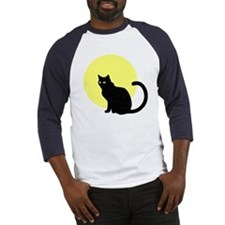 Black Cat Baseball Jersey