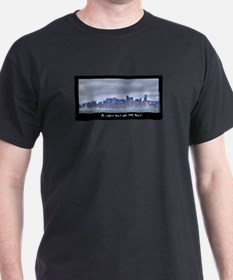 A Grey Day on the Bay T-Shirt