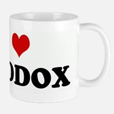 I Love MADDOX Mug