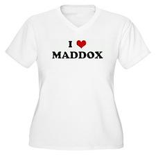 I Love MADDOX T-Shirt