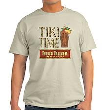 Puerto Vallarta Tiki Time - T-Shirt