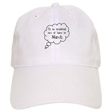 """Breaking Out March"" Baseball Cap"