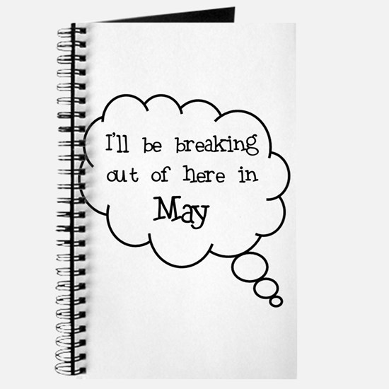 """""""Breaking Out May"""" Journal"""