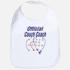 Football Couch Coach Bib