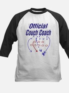Football Couch Coach Tee