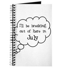 """Breaking Out July"" Journal"