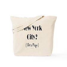 Git a Rope Tote Bag