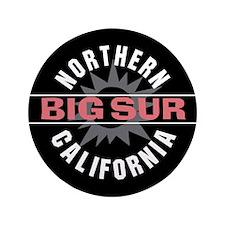 """Big Sur California 3.5"""" Button"""