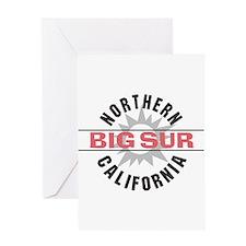 Big Sur California Greeting Card