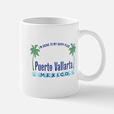 Puerto Vallarta Happy Place - Mug
