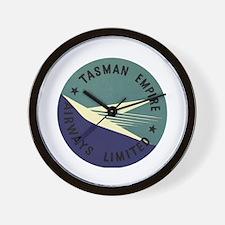 Tasman Empire Wall Clock