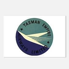 Tasman Empire Postcards (Package of 8)