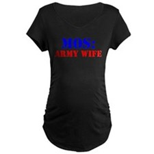 MOS Army Wife T-Shirt