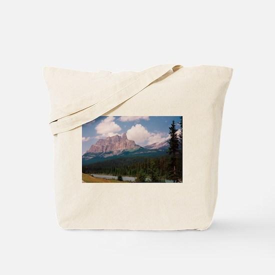 Cute Bow river Tote Bag