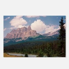 Cute Bow river Postcards (Package of 8)