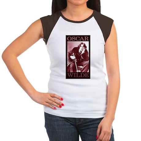 Oscar Wilde Women's Cap Sleeve T-Shirt