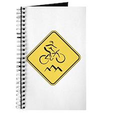 Caution: Mountain Biker Journal