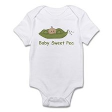 One Baby Sweet Pea Infant Bodysuit