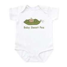 One Baby Sweet Pea Onesie