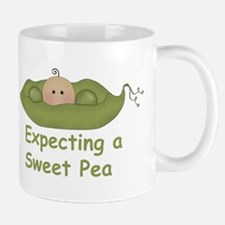 Expecting A Sweet Pea Mug