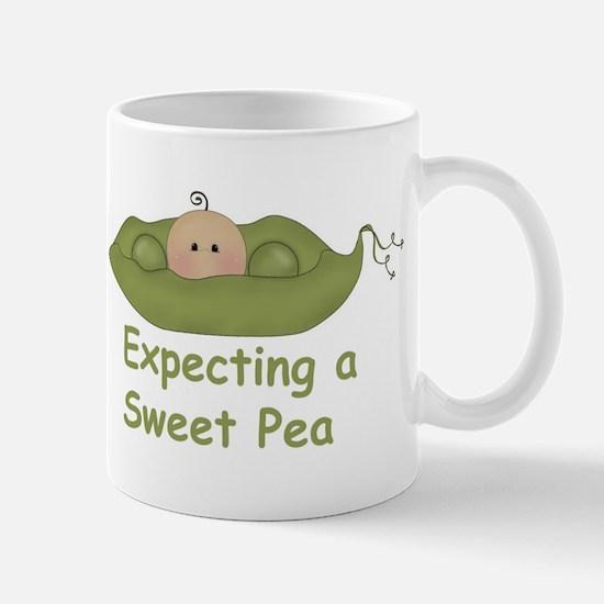 Expecting A Sweet Pea Mug