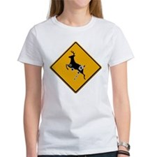Deer Crossing Tee