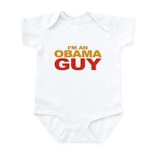 Obama Guy Infant Bodysuit