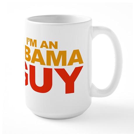 Obama Guy Large Mug