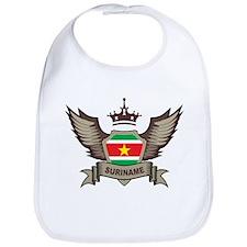Suriname Emblem Bib