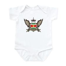 Suriname Emblem Onesie