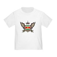 Suriname Emblem T