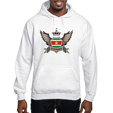 Suriname Emblem Hoodie