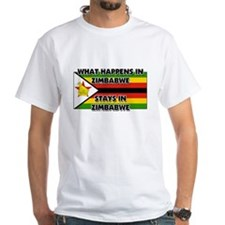 What Happens In ZIMBABWE Stays There Shirt